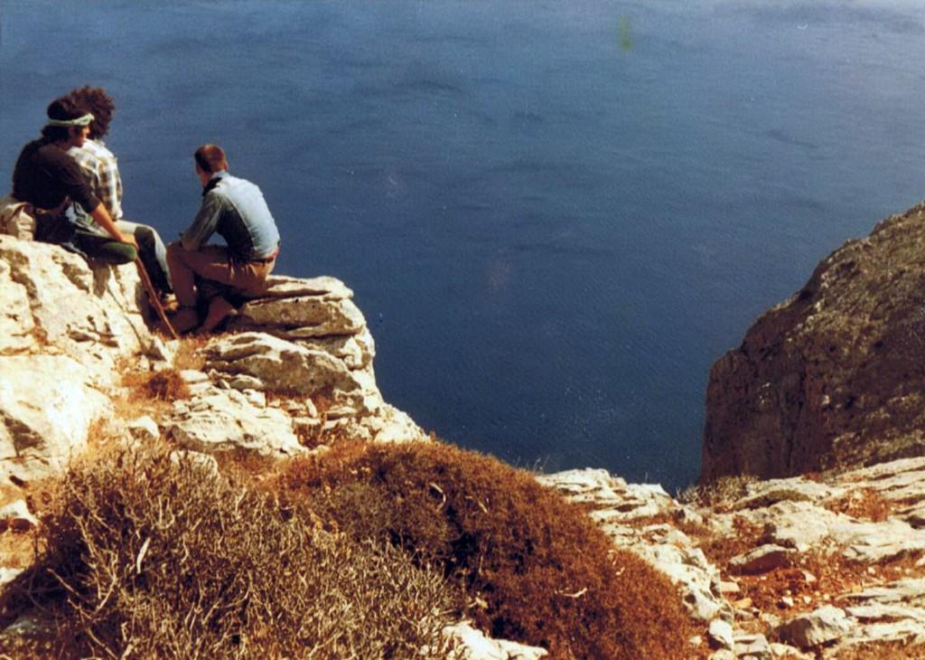 Amorgos-82, the Big Blue